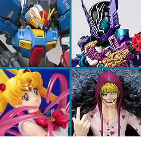 NEW BANDAI JAPAN EXCLUSIVES