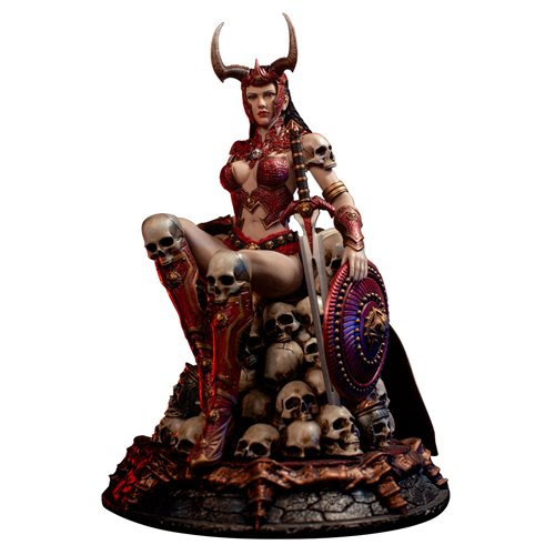 Image of Sariah, the Goddess of War 1:6 Scale Action Figure - JUNE 2020