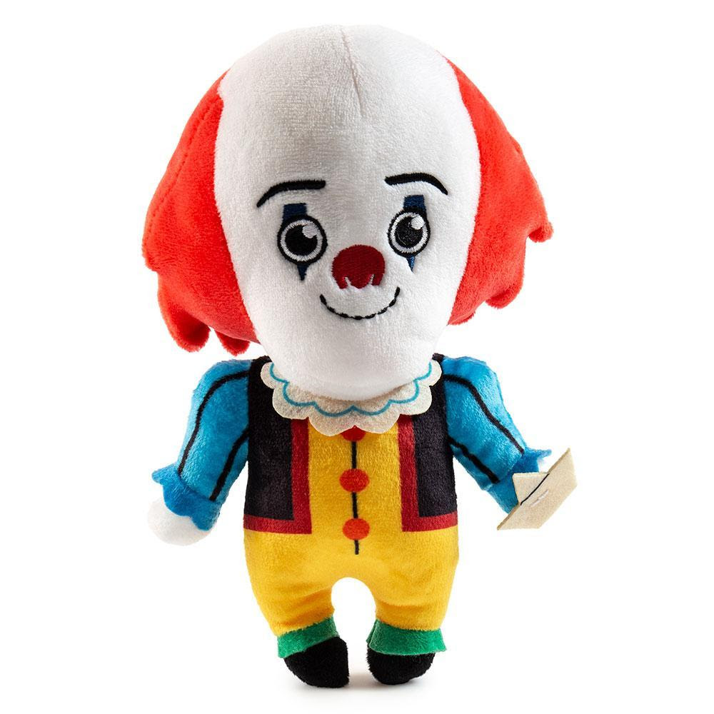 Vintage Pennywise IT Phunny Plush by Kidrobot