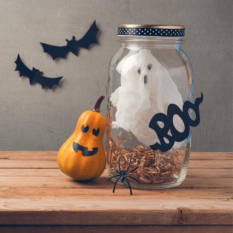 TIPS - October - Halloween Decorating Tips