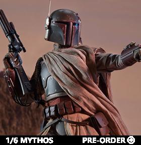 Star Wars Mythos Collection Boba Fett 1/6 Scale Figure
