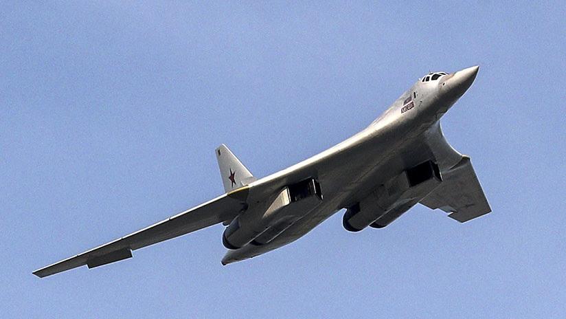 Dos bombarderos estratégicos rusos Tu-160 llegan a Venezuela
