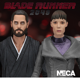 NECA BLADE RUNNER 2049 SERIES 2 FIGURES
