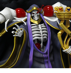 Overlord Ainz Ooal Gown 1/6 Scale Limited Edition Statue