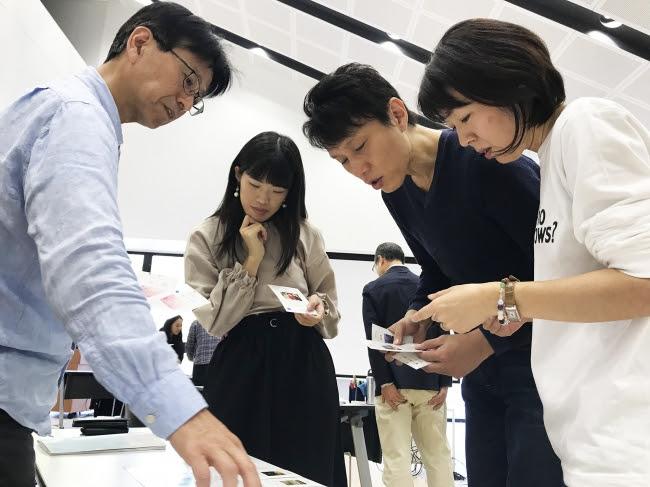 2018年10月に新富町で開催した「地方創生×SDGsゲーム体験会」