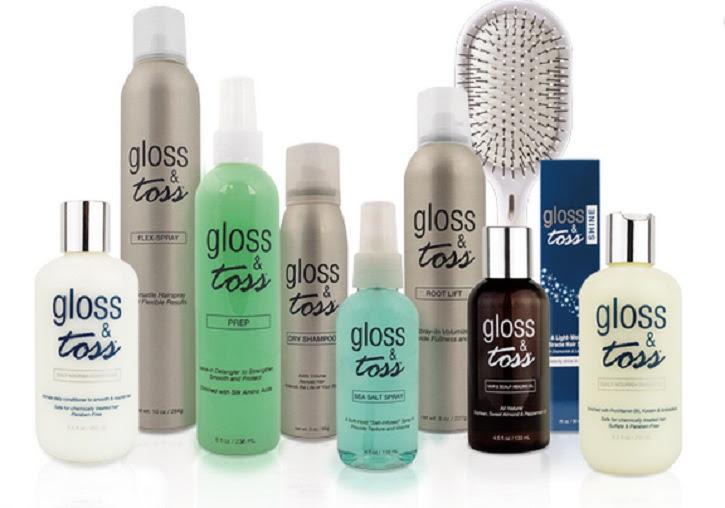 Gloss & Toss