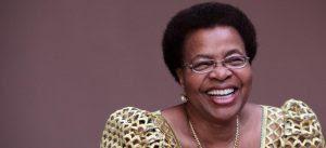 Graça Machel inaugura universidade pan-africanista
