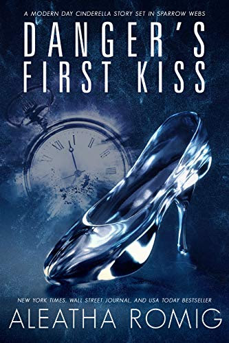 Cover for 'Danger's First Kiss'