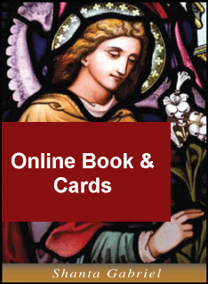 The Gabriel Messages Online Book and Cards