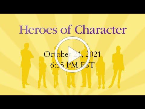 2021 Heroes of Character Celebration