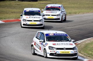 Bradley Liebenberg (Ferodo Polo), Chris Shorter (Payen Polo) and Keagan Masters (Champion Polo) will fight for the 2016 Engen Volkswagen Cup title at Zwartkops
