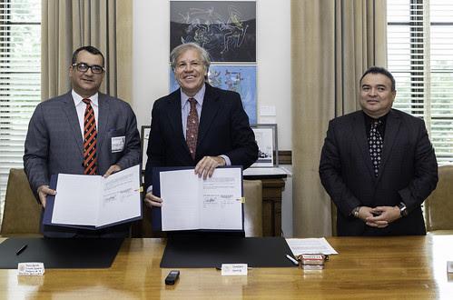 OEA colaborará con Tribunal Superior Electoral de República Dominicana para implementar sistema de certificación de elecciones
