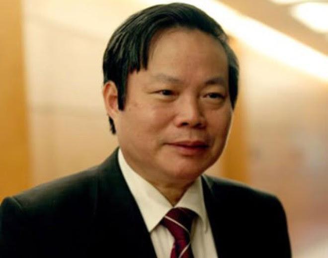 Ông Phùng Quốc Hiển Chủ nhiệm Ủy ban Tài chính- Ngân sách Quốc hội (Ảnh: Anh Tuấn)