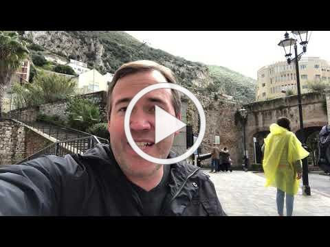 Wheelchair Access Review of Gibraltar by John Sage