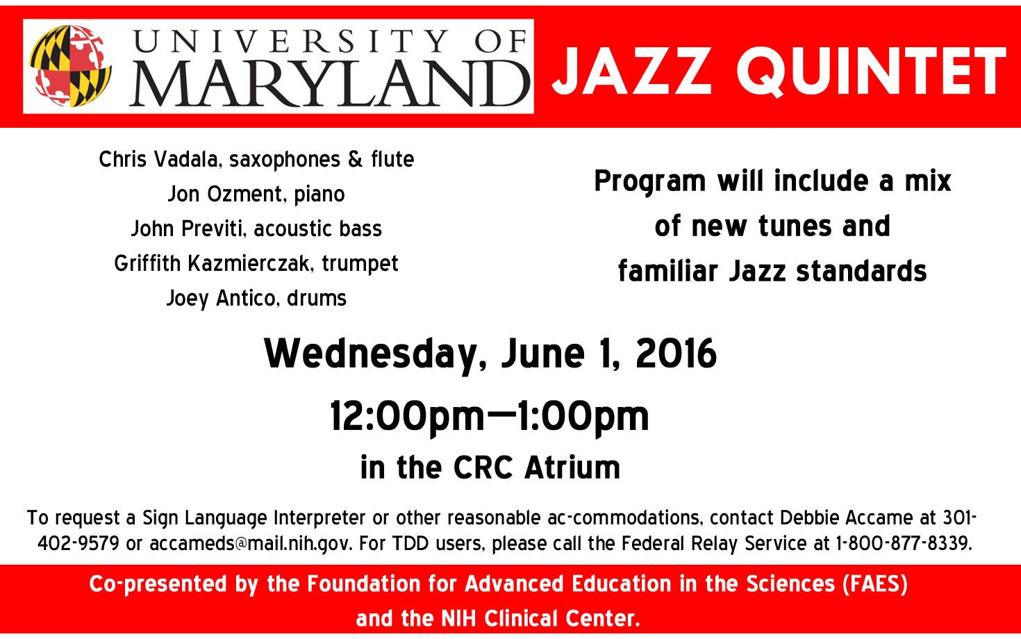June 1, 2016, CC Atrium