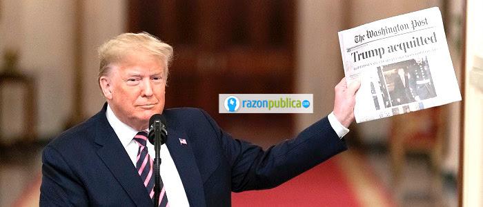 Donald Trump: La democracia en America