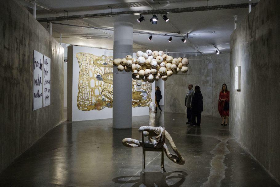 Exposição de Sofia Borges