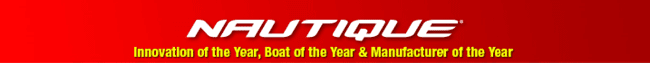 NAUTIQUE Innovation of the Year, Boat of the Year and Manufacturer of