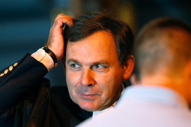 Francis Szpiner, en 2009, au tribunal de Paris. © Reuters