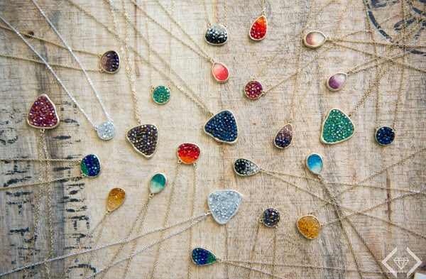 Druzy Jewelry starting from $5...
