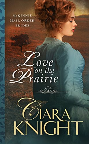 Cover for 'Love on the Prairie'