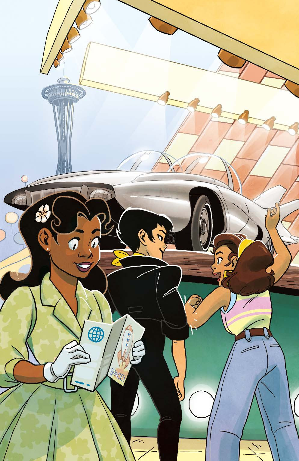 Goldie Vance #1 ECCC Exclusive