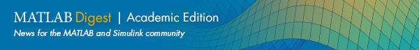 News for the MATLAB and Simulink community