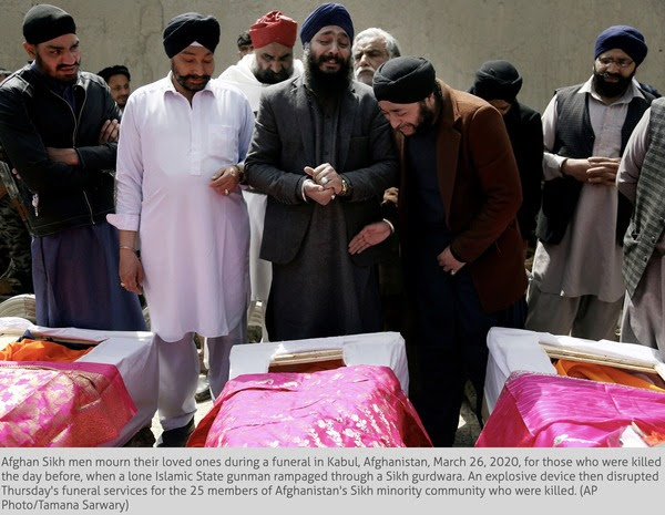 Sikh funeral