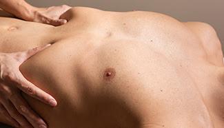 massage of the intercostals and serratus