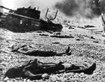 Plage de Dieppe (1942)