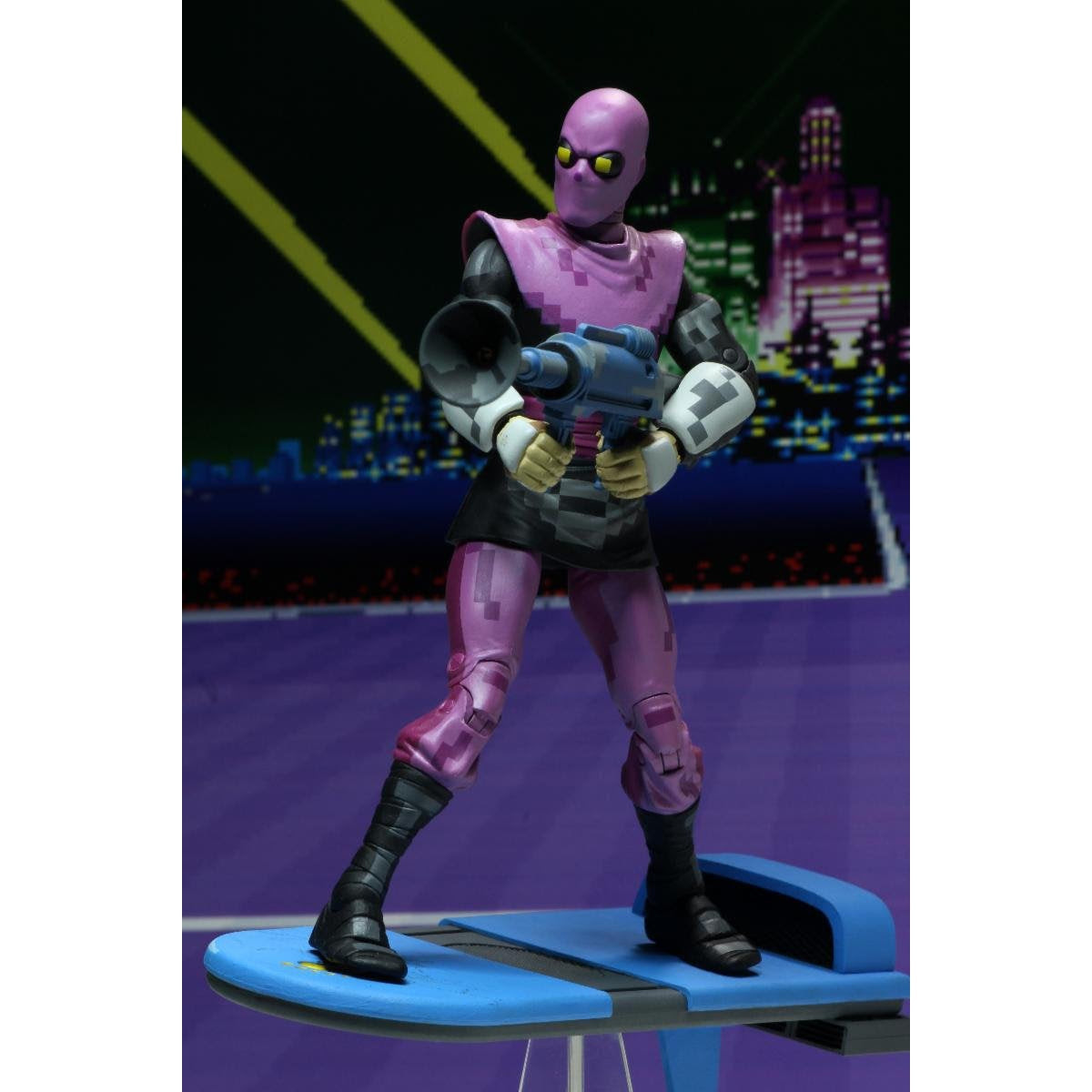 """Image of TMNT: Turtles in Time - 7"""" Scale Action Figures - Foot Soldier - NOVEMBER 2019"""