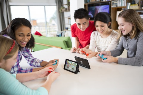 This is the second month in a row that Nintendo Switch has led the pack in video game hardware sales ...