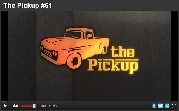 The Pickup #61