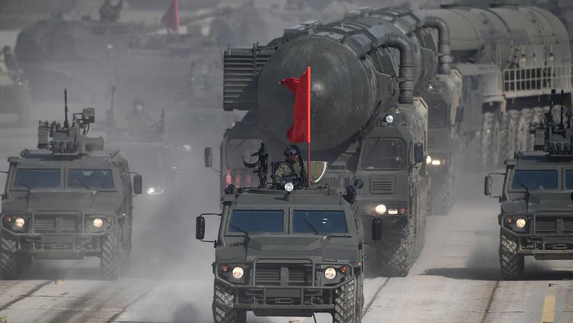 Rusia: Tenemos respuesta para cualquier intento de presión occidental