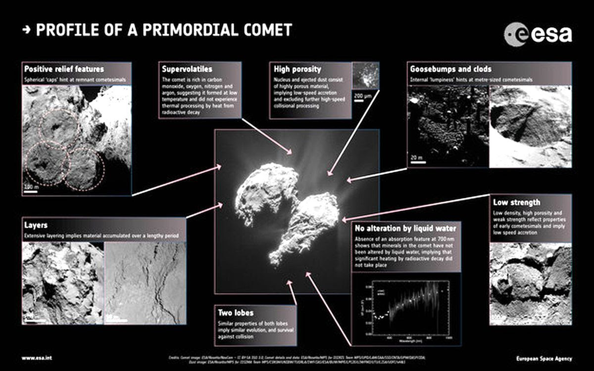 How comets are born-2