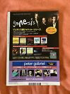 RARE Genesis Japan Book Discography