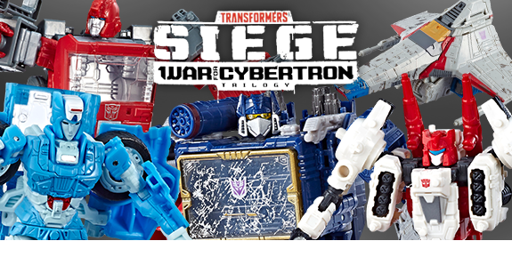 TRANSFORMER WAR FOR CYBERTRON:SIEGE