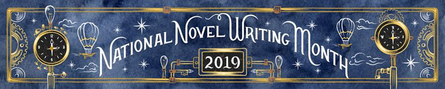 National Novel Writing Month 2019