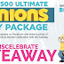 #MinionsCelebrate Giveaway - Win $500 from Birthday Express!