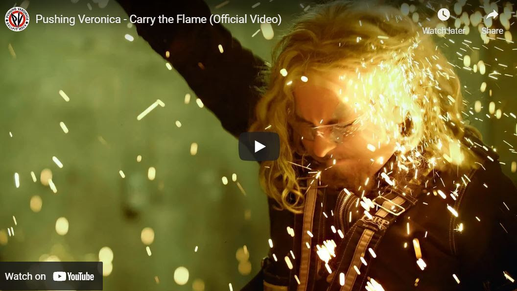 carry the flame vid