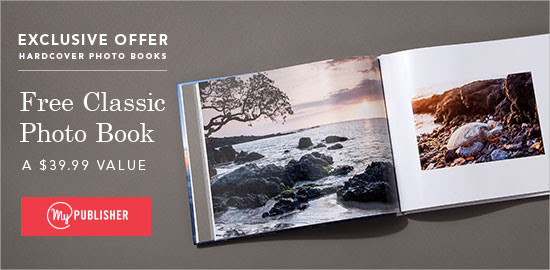 FREE Classic Photo book with F...