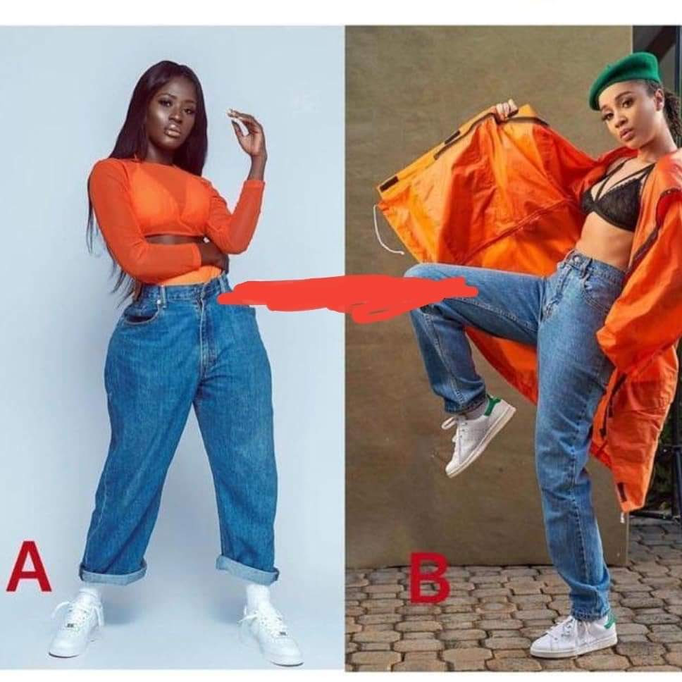 3 Times Fella Makafui Copied Medikal's Ex-lover Sister Derby