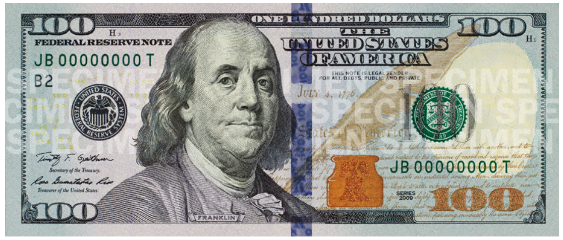 What Everyone Needs to Know: New U.S Currency Already in Our Money Supply --- The Back Story