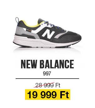 Tavaszi cipők – NEW BALANCE 997