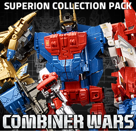COMBINER WARS G2 SUPERION
