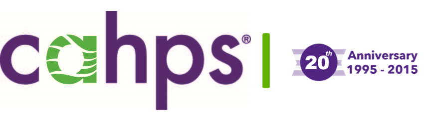 Consumer Assessment of Healthcare Providers and Systems (CAHPS) Logo