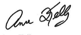 anne signature