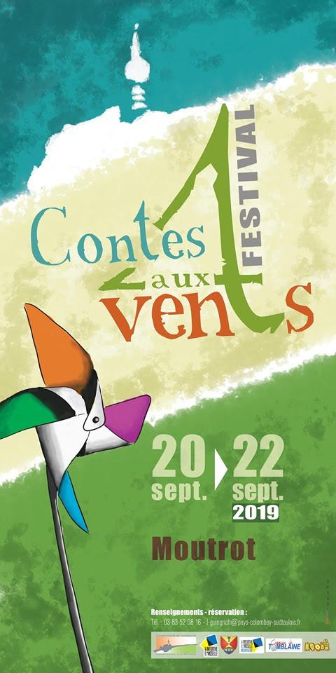 Poulette et Petit Coq - Moutrot (54) / Anne Grigis / Festival Contes aux 4 vents