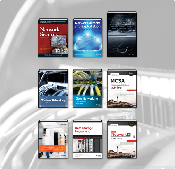 The Humble Book Bundle: Network & Security Certification by Wiley