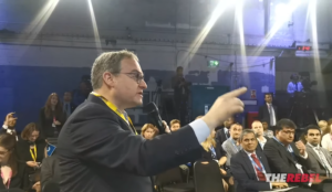 Video: Ezra Levant challenges Pakistan's Foreign Minister over Twitter's enforcement of Sharia blasphemy laws